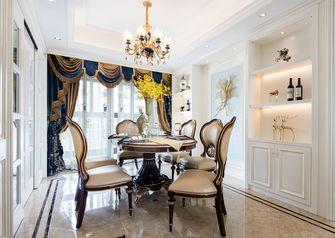 10-15万120平米三室一厅法式风格餐厅图片大全