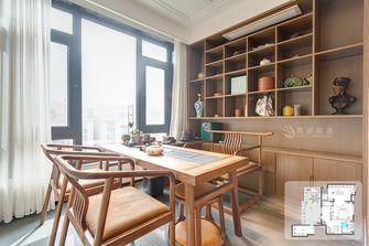 富裕型140平米复式中式风格书房装修图片大全
