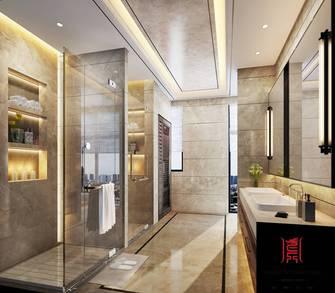 140平米欧式风格卫生间欣赏图