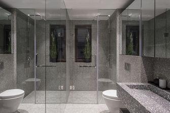 富裕型140平米一居室现代简约风格卫生间装修效果图