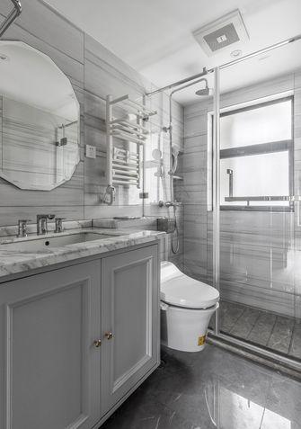 豪华型120平米三室两厅新古典风格卫生间装修效果图