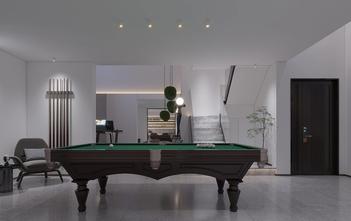 140平米三室一厅混搭风格健身房图