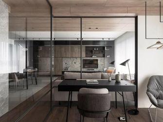 10-15万140平米三室两厅现代简约风格书房图
