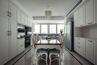 20万以上130平米三室两厅美式风格餐厅效果图