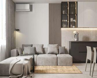 20万以上140平米三室一厅轻奢风格客厅装修效果图