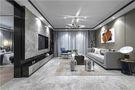 100平米三现代简约风格客厅装修图片大全