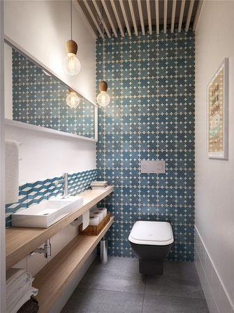100平米一室两厅北欧风格卫生间效果图