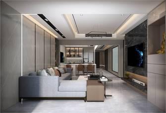 10-15万120平米四现代简约风格客厅图片
