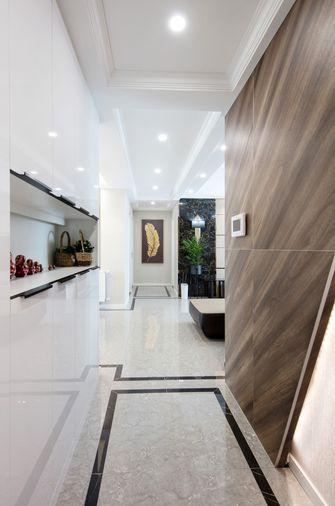 130平米三室两厅轻奢风格走廊装修效果图