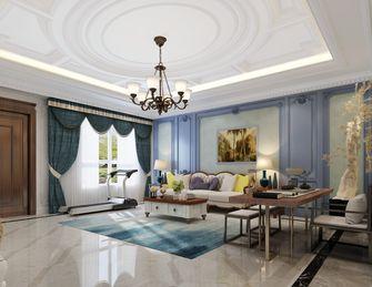 豪华型140平米别墅法式风格健身房装修案例