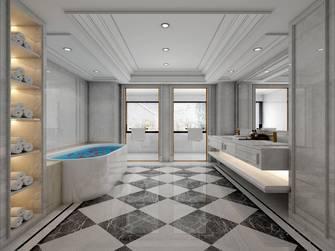 豪华型140平米别墅欧式风格卫生间图