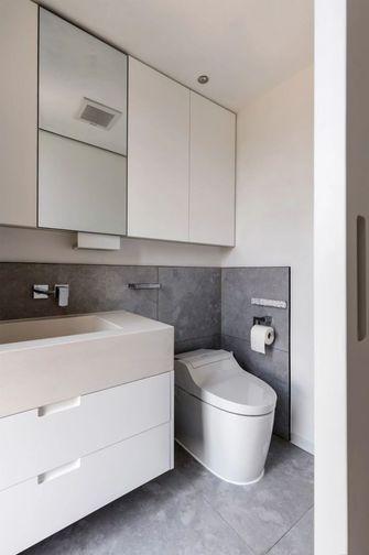 10-15万130平米四室一厅现代简约风格卫生间图片