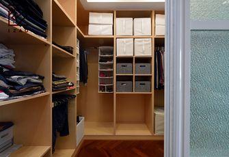 富裕型140平米四室两厅北欧风格衣帽间欣赏图