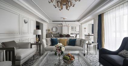20万以上140平米三室三厅美式风格客厅效果图