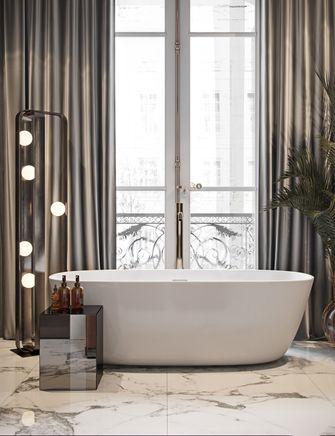 140平米法式风格卫生间欣赏图