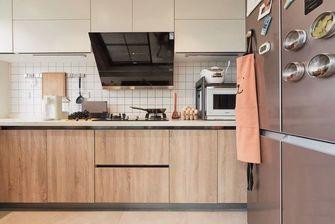 5-10万50平米田园风格厨房装修案例