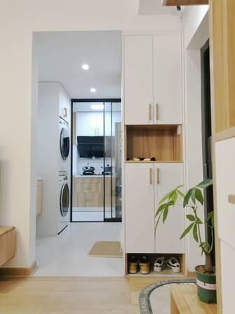 50平米一居室日式风格厨房图片