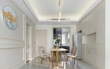 豪华型110平米三室三厅北欧风格餐厅图