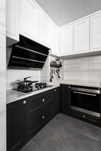 豪华型130平米三室两厅法式风格厨房效果图