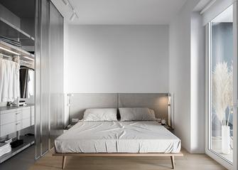 5-10万60平米公寓混搭风格卧室装修图片大全