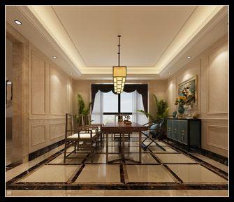 140平米别墅美式风格书房欣赏图