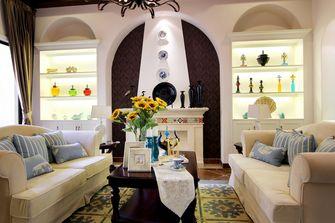 豪华型140平米四室两厅地中海风格客厅装修案例