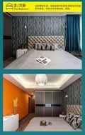 120平米轻奢风格卧室欣赏图