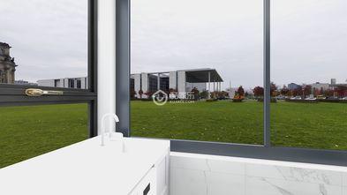 80平米三室两厅北欧风格阳台装修案例