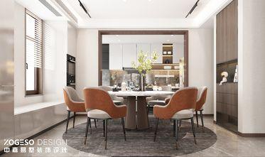 20万以上140平米别墅混搭风格餐厅设计图