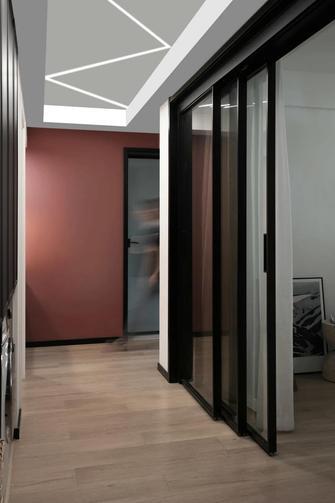 10-15万100平米三室一厅现代简约风格走廊装修图片大全
