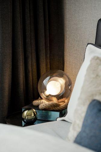 富裕型130平米三现代简约风格卧室图