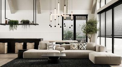 15-20万140平米四室两厅日式风格客厅装修图片大全