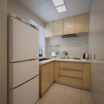 20万以上140平米三新古典风格厨房装修图片大全