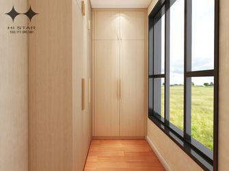 90平米欧式风格阳台图