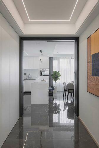 富裕型70平米现代简约风格走廊装修图片大全