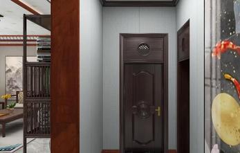 40平米小户型中式风格玄关装修案例