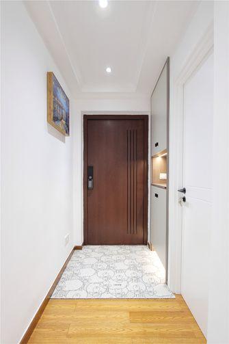 10-15万90平米三室两厅北欧风格玄关图