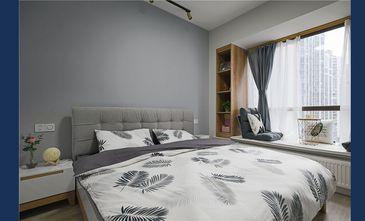 120平米三室一厅轻奢风格卧室图