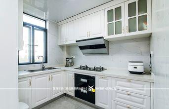 5-10万80平米混搭风格厨房设计图
