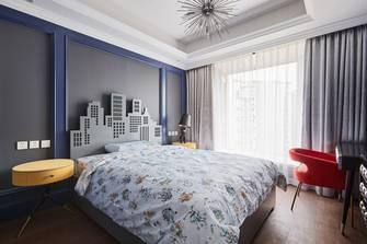 140平米三美式风格青少年房装修图片大全