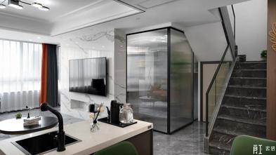 豪华型140平米四室两厅轻奢风格楼梯间欣赏图