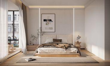 经济型90平米现代简约风格卧室效果图