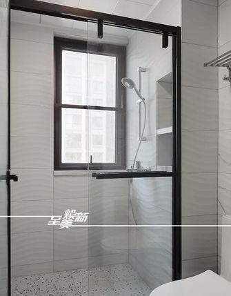 15-20万130平米三室两厅现代简约风格卫生间图片