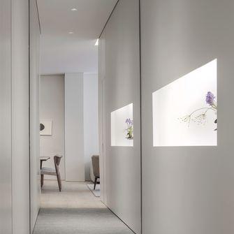 5-10万60平米中式风格走廊设计图