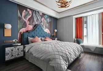 20万以上140平米三室两厅美式风格卧室装修案例