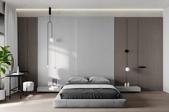 15-20万140平米三室两厅现代简约风格卧室图片大全
