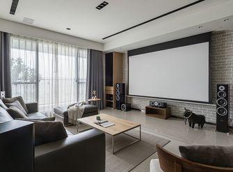 经济型70平米北欧风格客厅图片