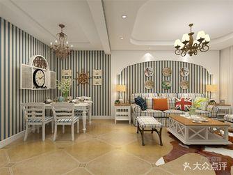 富裕型90平米地中海风格餐厅图片
