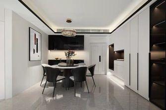 富裕型130平米三欧式风格餐厅图片大全