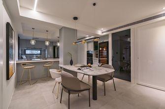 15-20万90平米三美式风格餐厅装修案例